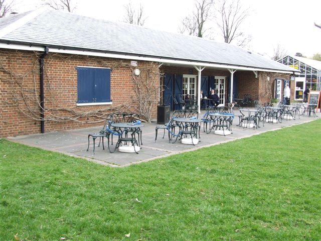Morden Park National Trust Tea Rooms