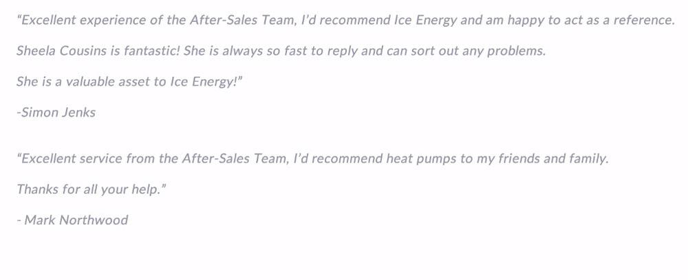 Customer Service Report-Mark Northwood
