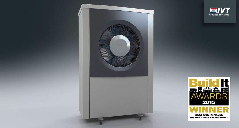 Award-Winning-IVT-AirX-Air-Source-Heat-Pump