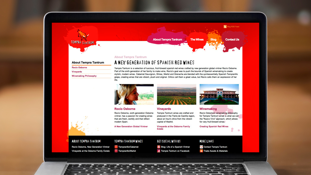 Web – About
