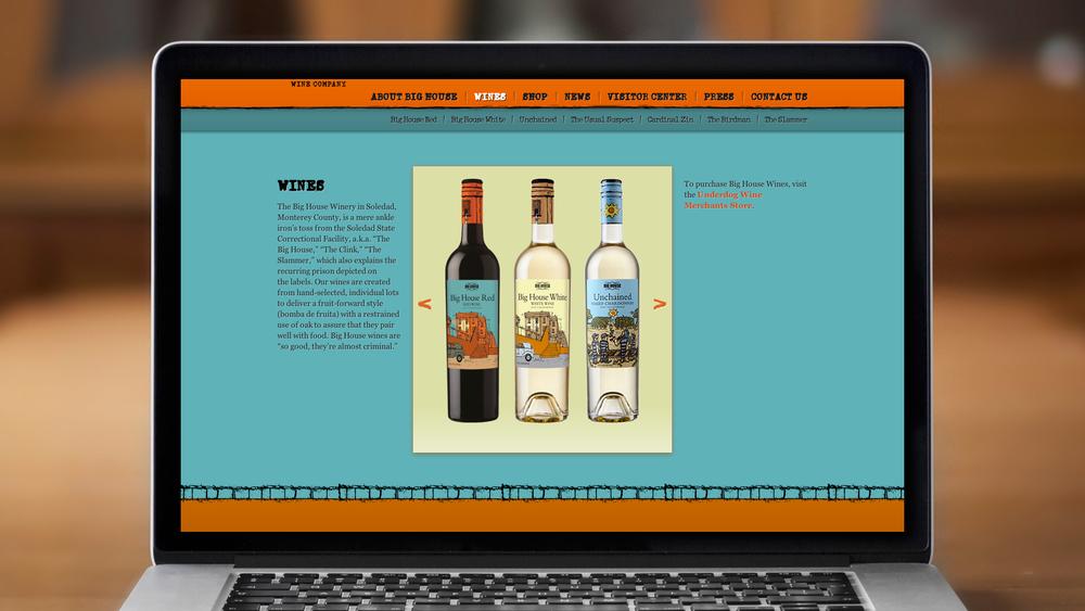 Web – Wines