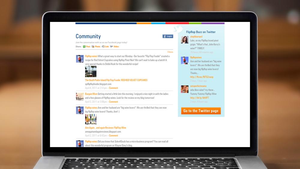 Web – Community