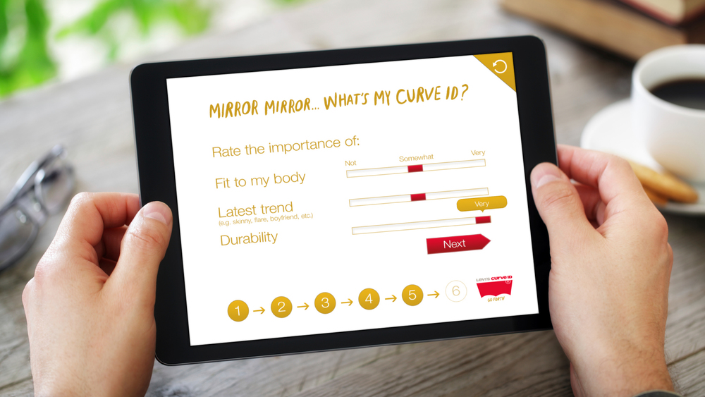 iPad Web App – Step 5 (Jean Priorities)