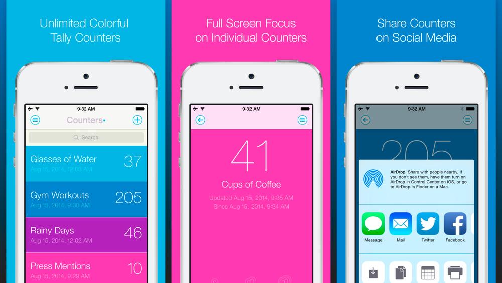 Branding – App Store Screenshots