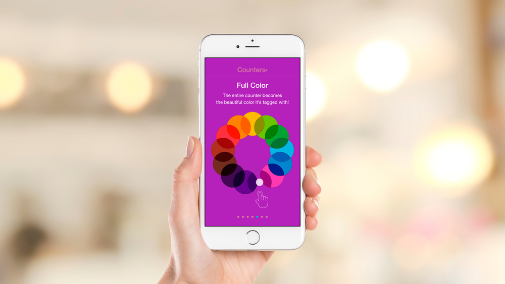 iOS App – Intro Slideshow – Slide 5