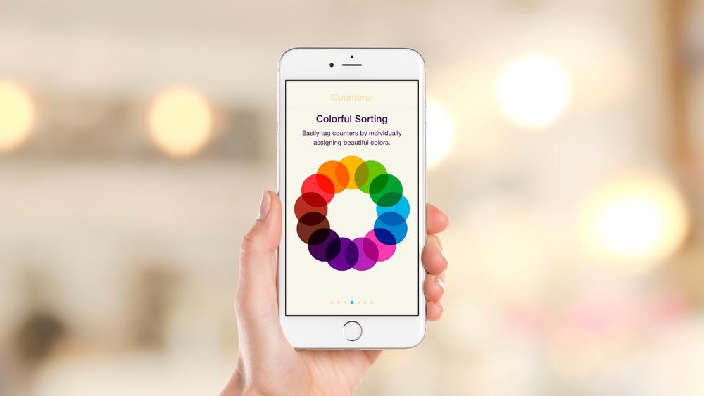 iOS App – Intro Slideshow – Slide 4