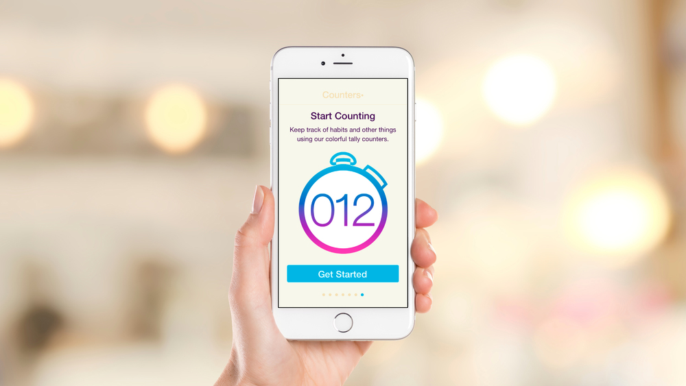 iOS App – Intro Slideshow – Slide 7
