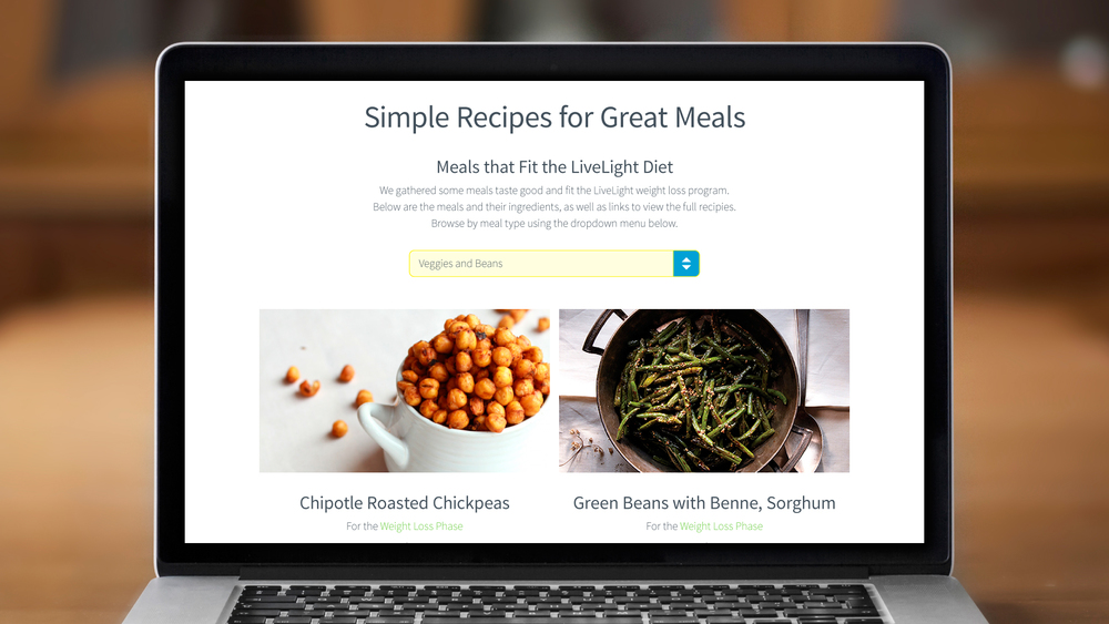 Web – Recipes