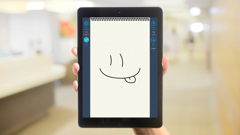 iOS App – Sketch Pad