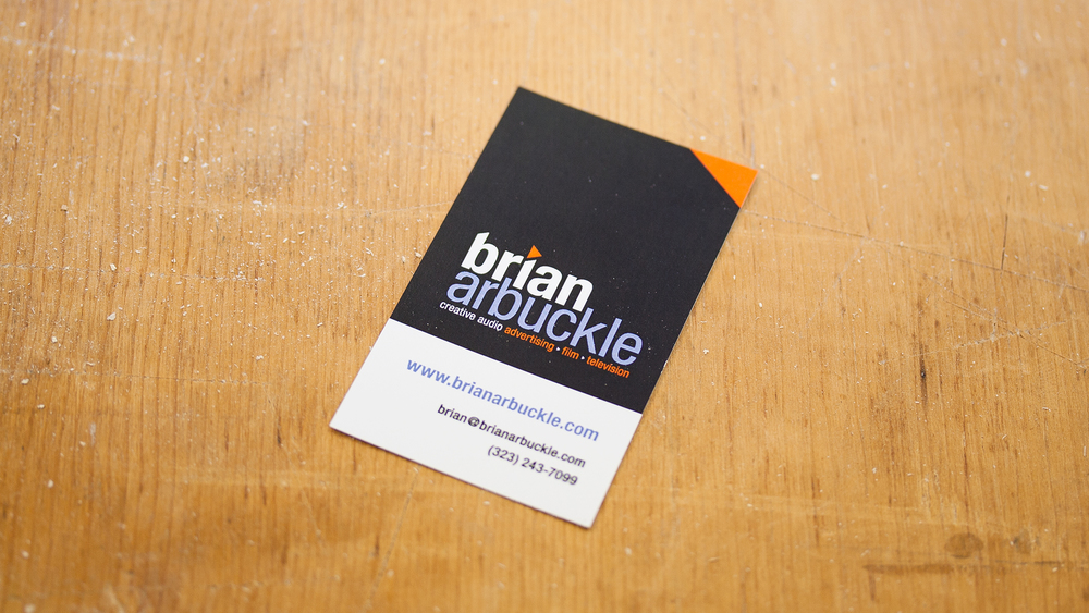Print – Business Card