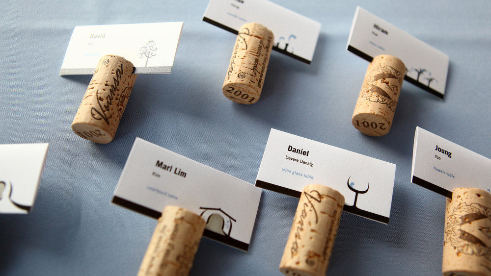 Print – Reception Name Cards