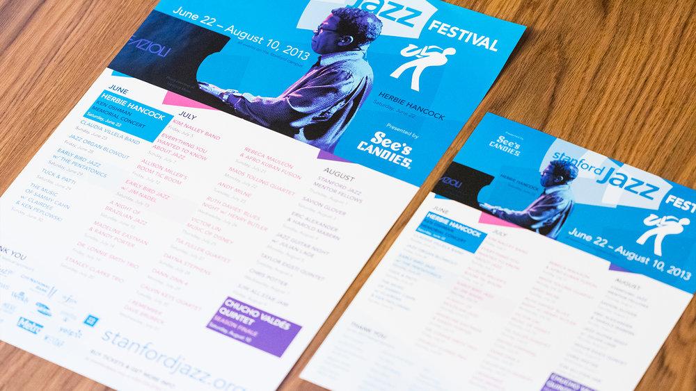 Print – Festival Flyers