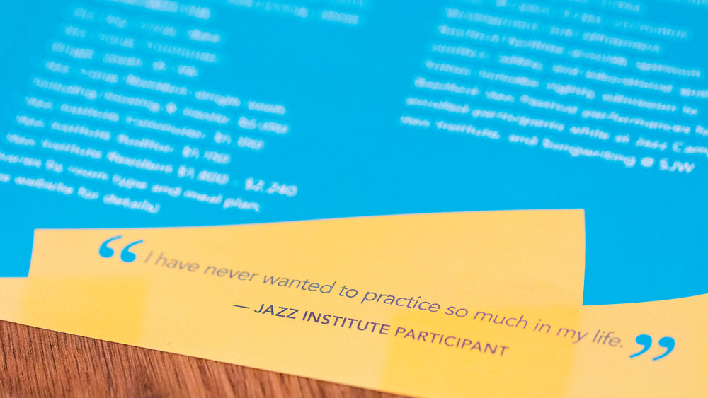 Print – Workshop Mailer – Panels Side (Quote Close-Up)