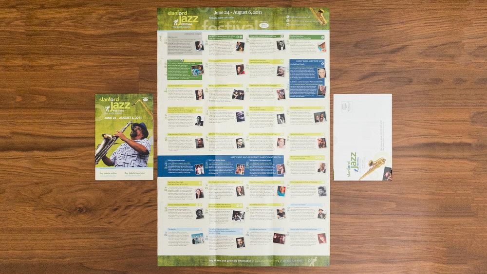 Print – Festival Mailer – Poster Side