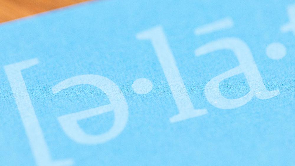 Print – Business Card – Back (Close-Up)