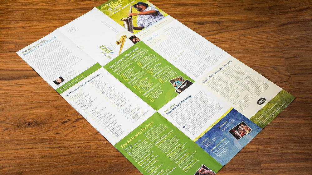 Print – Festival Mailer – Panel Side