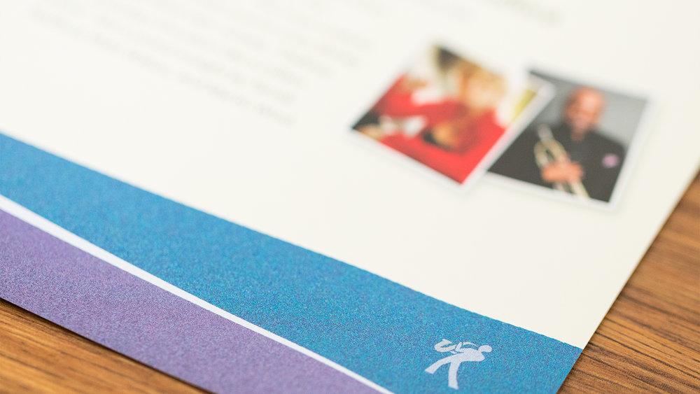 Print – Festival Mailer – Poster Side (Jazz Man Close-Up)