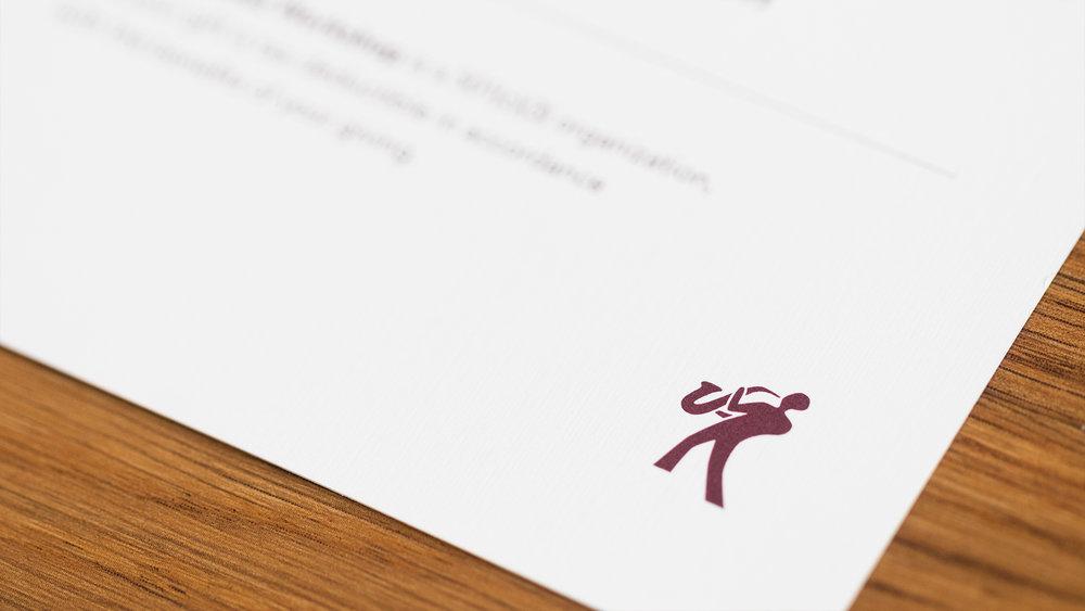 Print – Invitation Packet – Reply Card (Jazz Man Close-Up)