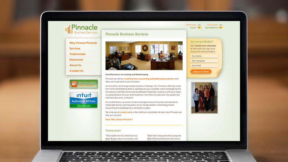 Pinnacle Business Services -