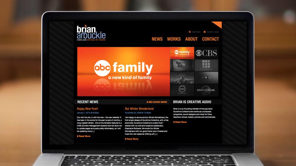 Brian Arbuckle -