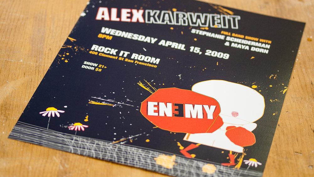 Alex Karweit -