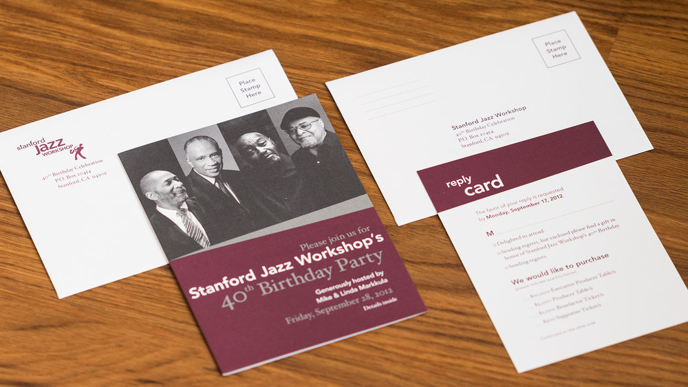 Stanford Jazz Workshop (40th) -