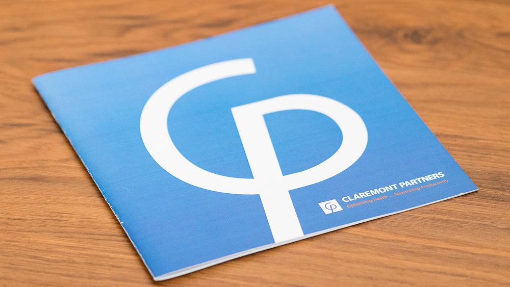 Print – Brochure – Cover