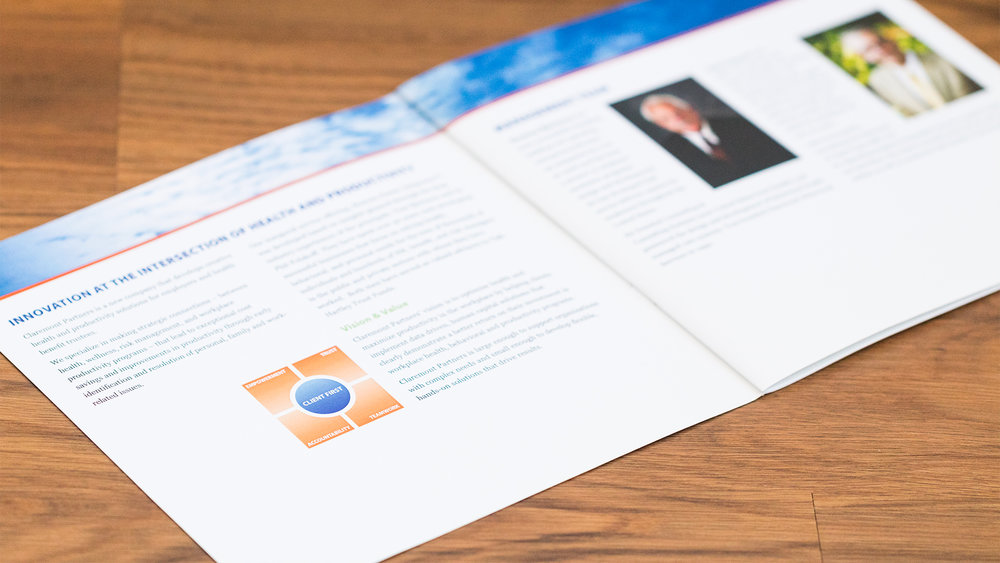 Print – Brochure – Pages 1 & 2