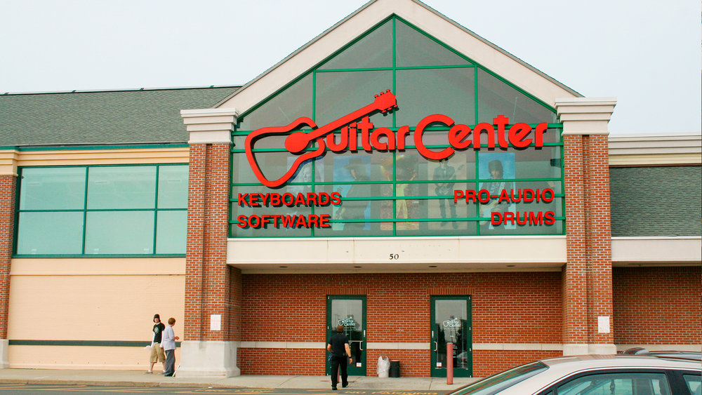 Field Marketing – New England Area Guitar Center