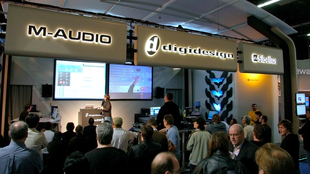 Trade Show – Main Stage