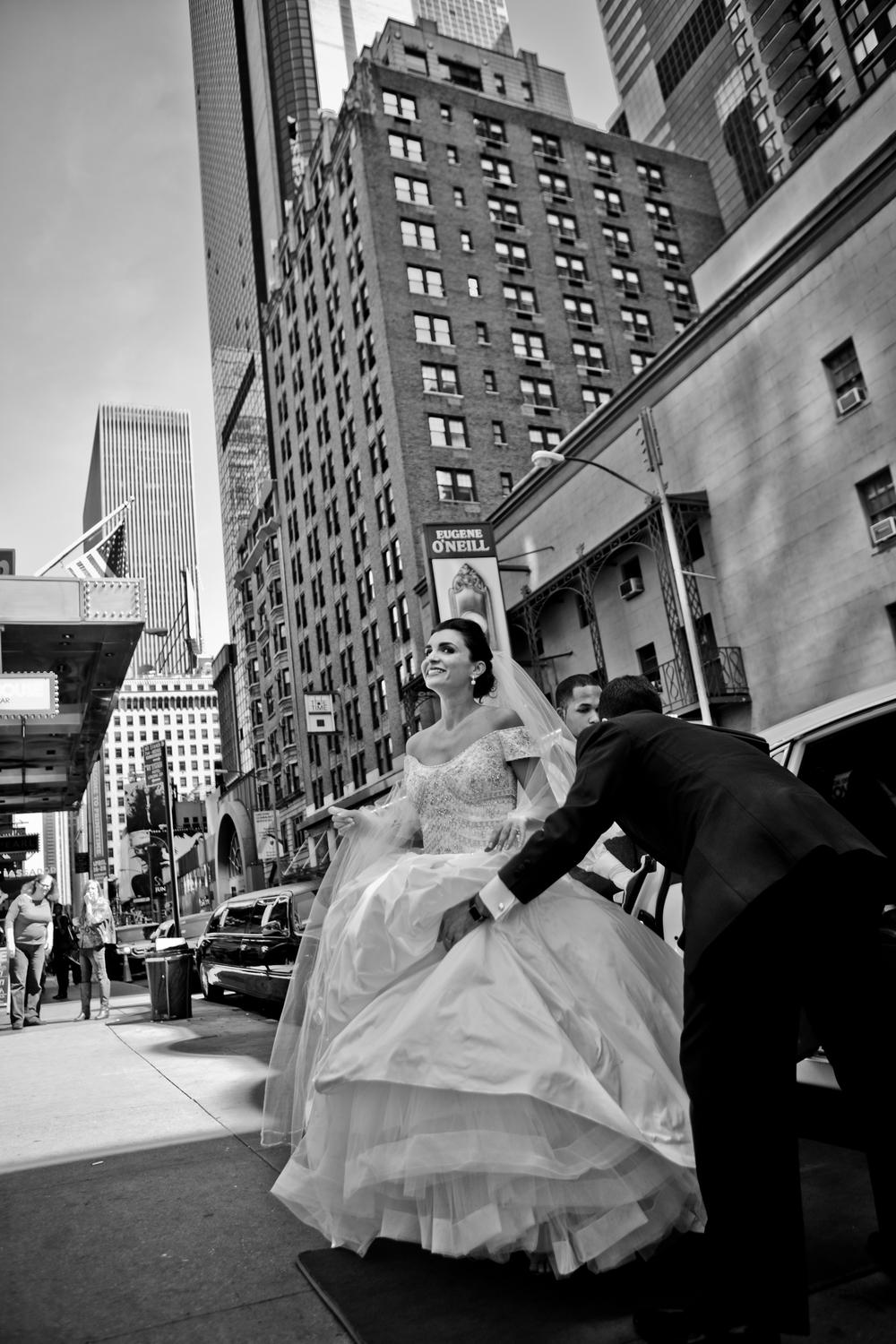 NEW YORK DREAM WEDDING