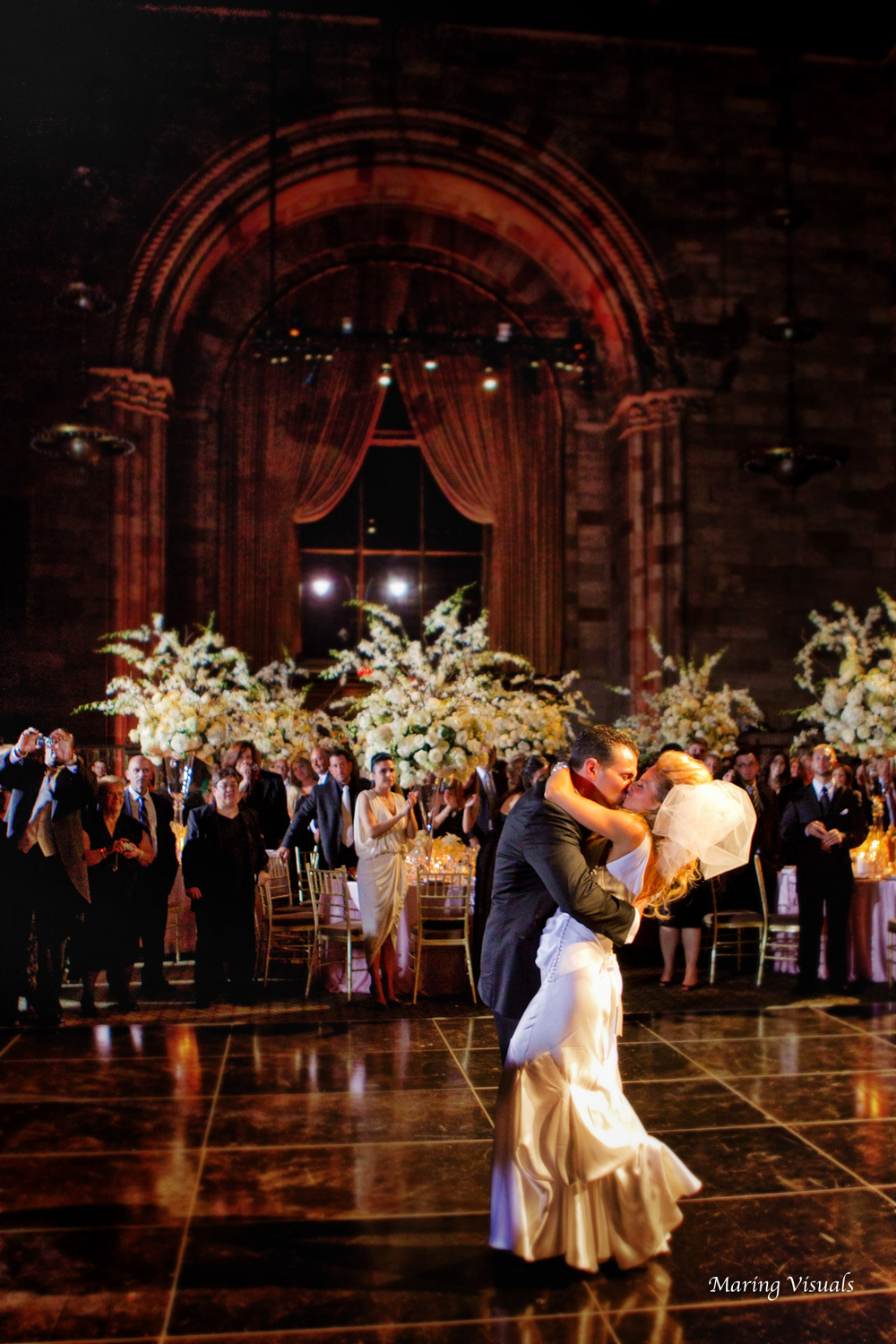 Wedding at Cipriani 42nd Street NYC