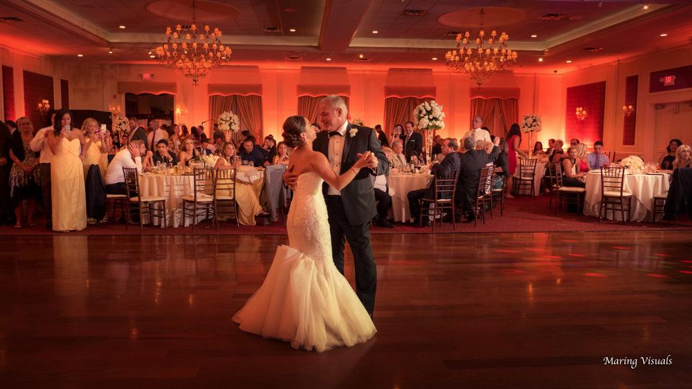 Wedding at The Grandview Poughkeepsie