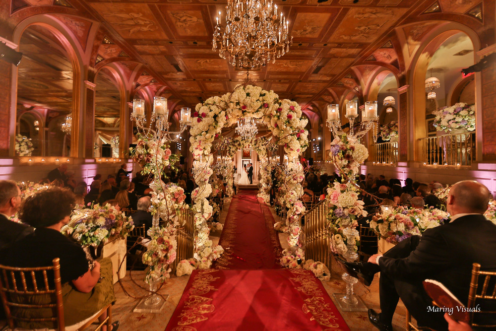 Wedding at The Plaza NY
