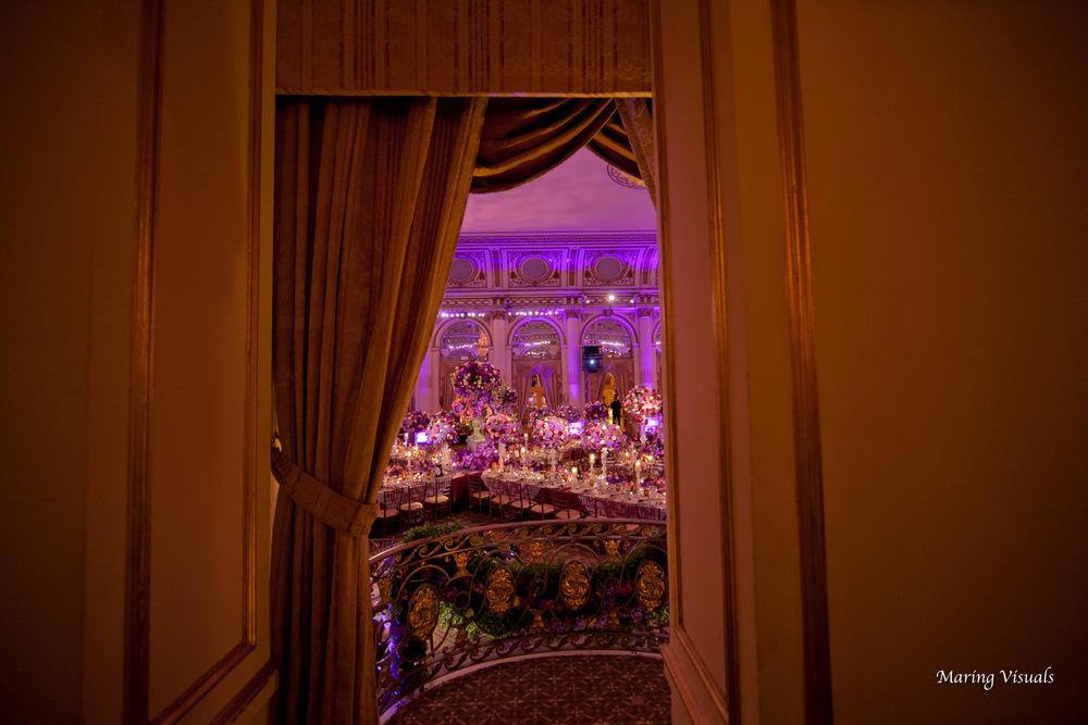 Plaza Hotel Wedding NYC