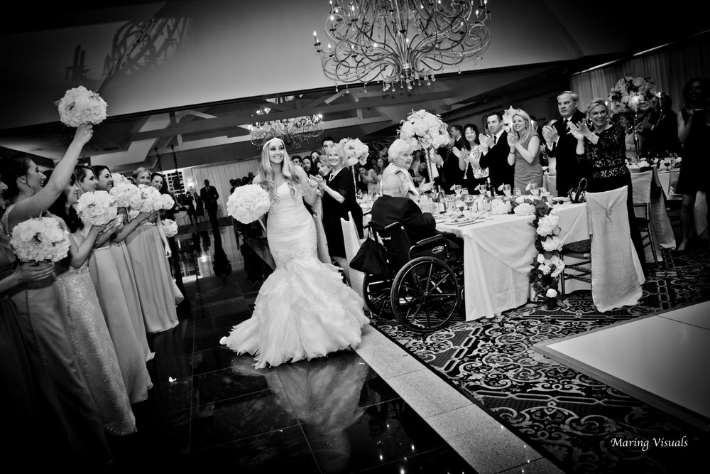Wedding at The Waterview Monroe by CT Wedding Photographer Maring Visuals
