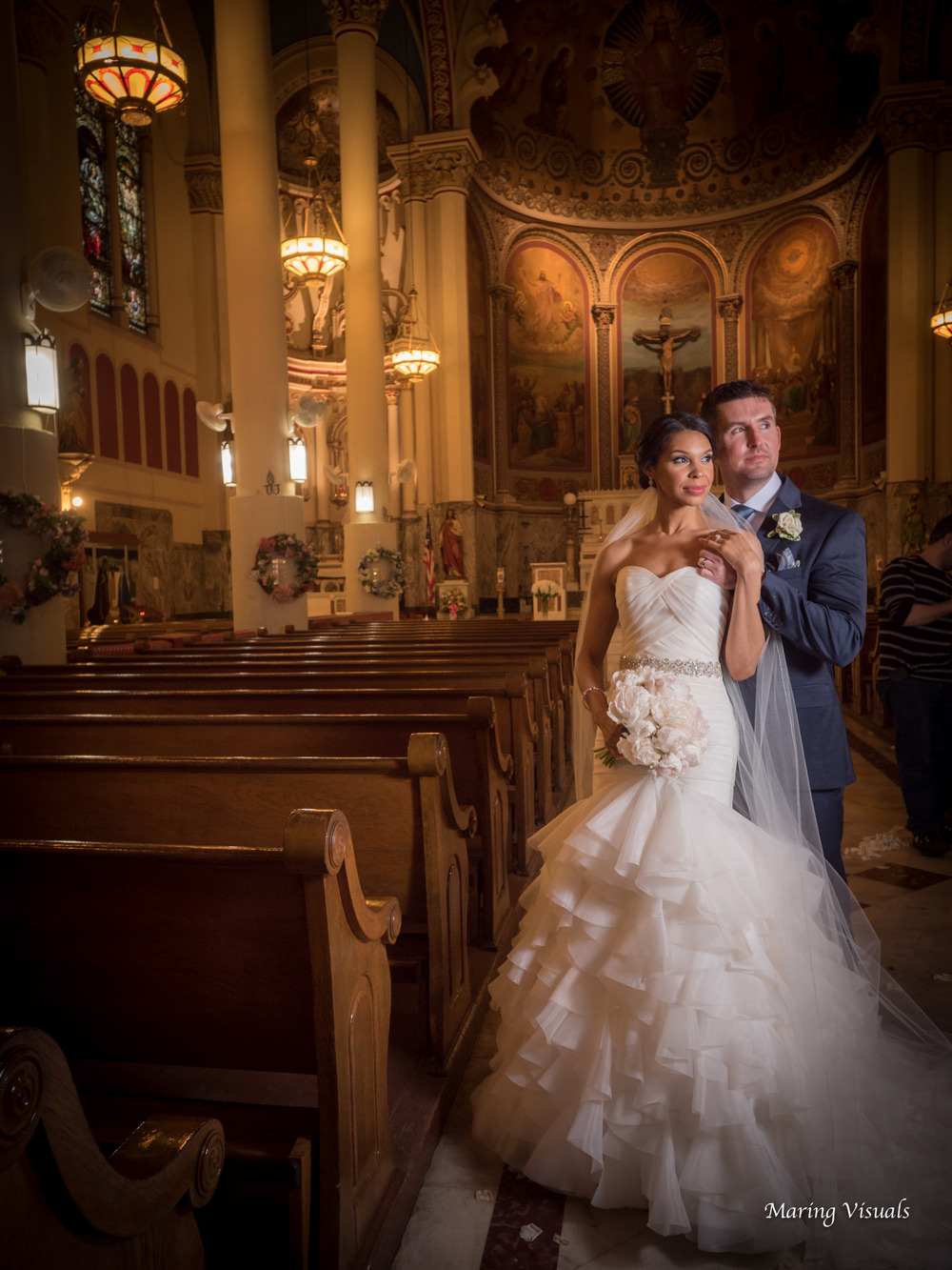 Photos by NYC Wedding Photographers Maring Visuals