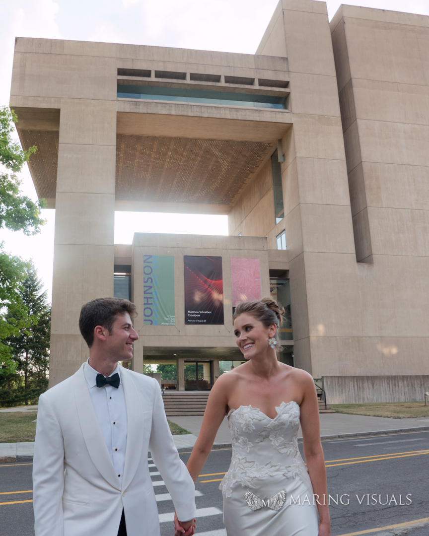 Elsa and Jeremy's Wedding at Cornell University