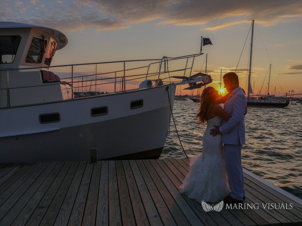 Wedding in Newport, RI Photography by Maring Visuals