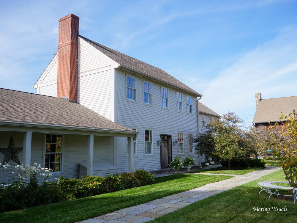 Lion Rock Farm House