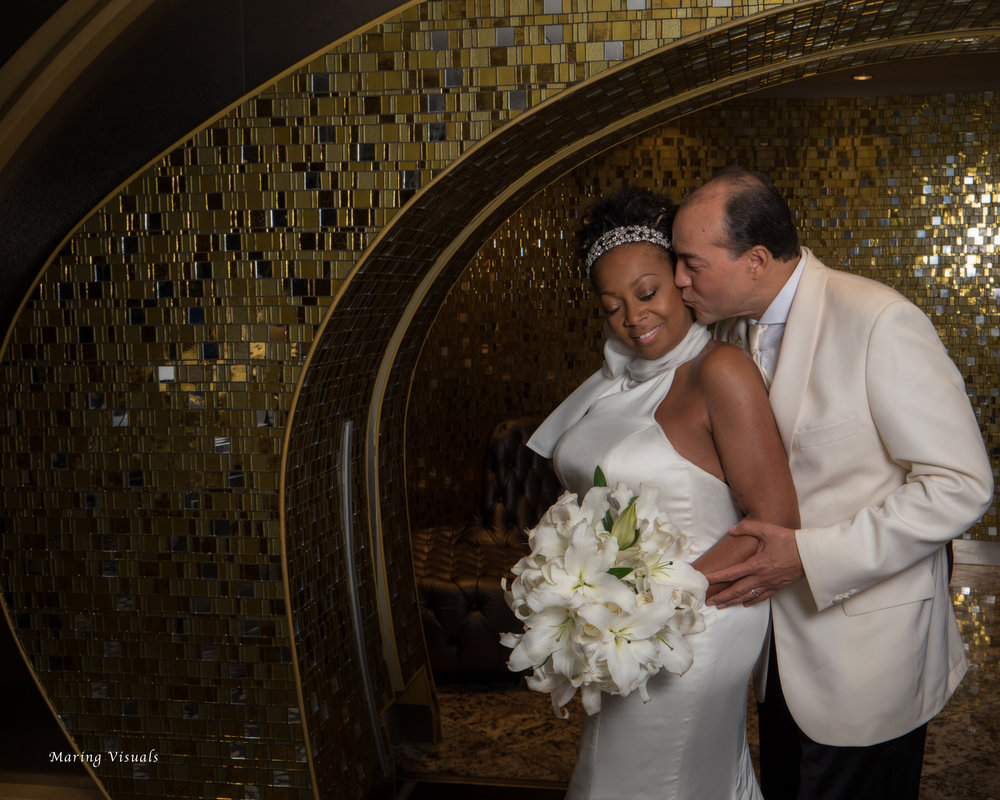 Star Jones and Ricardo Lugo Wedding