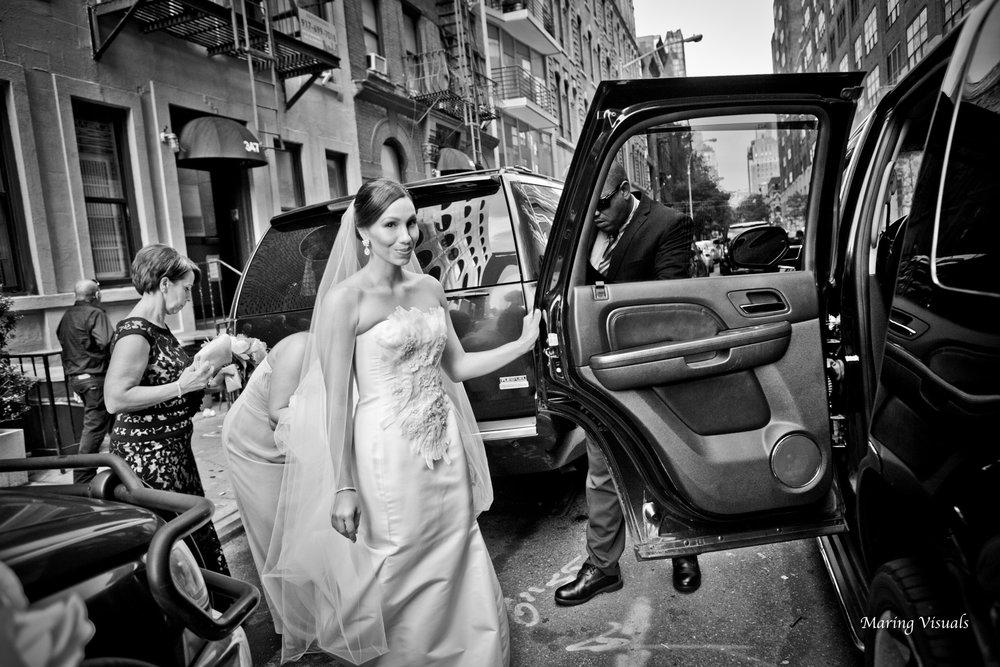 Wedding at Studio 450 NYC