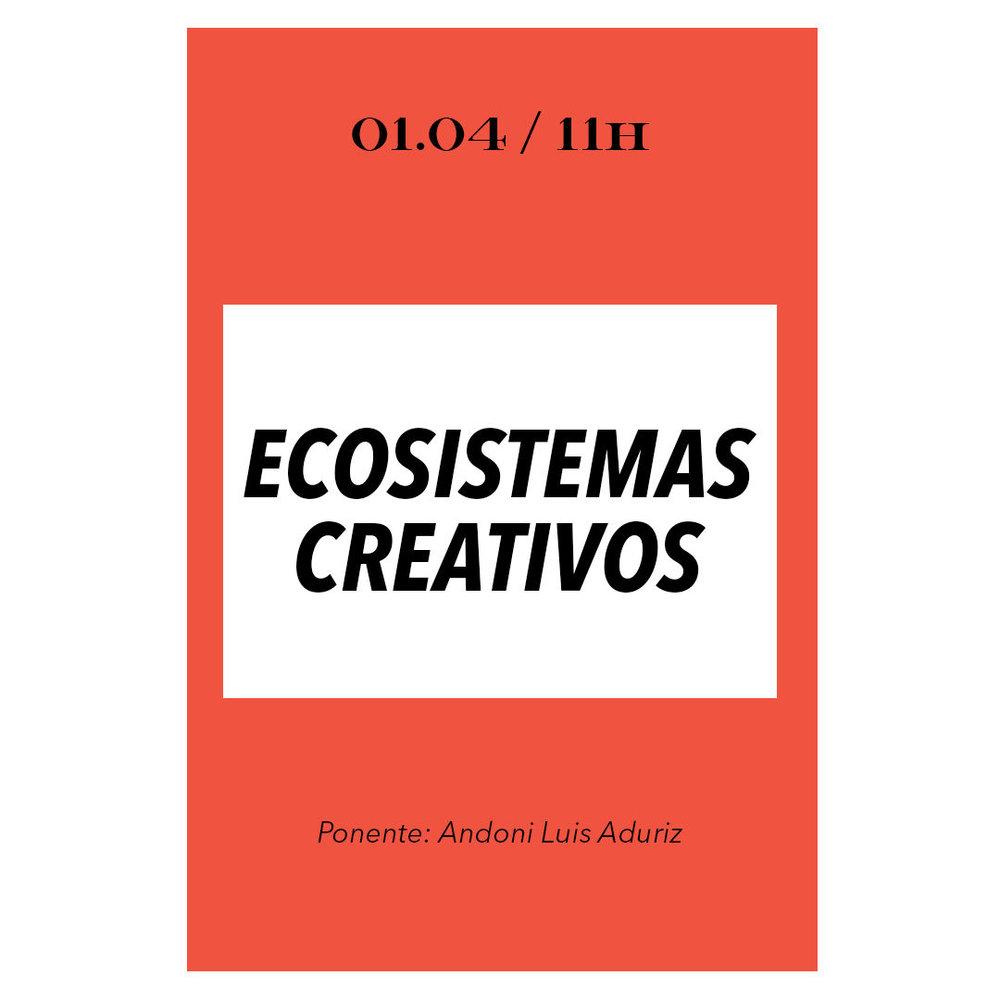 Ecosistemas Creativos
