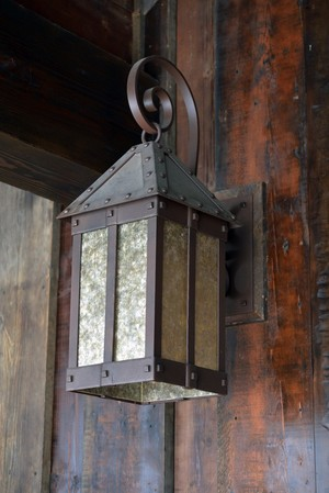 Ironton forge ironton forge custom hand forged lighting and rustic ironwork lantern outdoor lighting rsz1g aloadofball Image collections