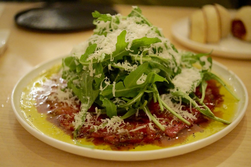 House Beef Carpaccio