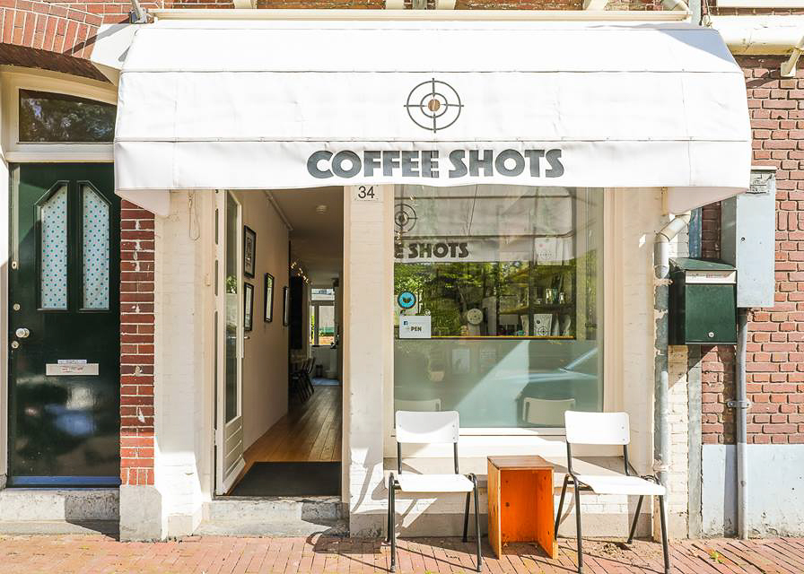Coffee Shots Store