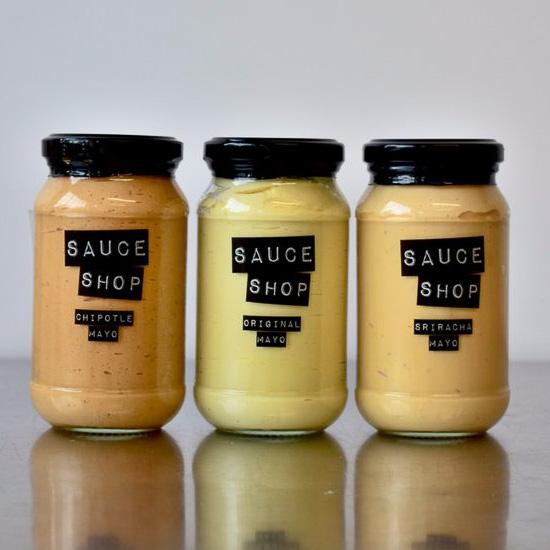 Mayo 4 life. Wenn man mal keine Lust hat seine Mayo selber zu machen & etwas besonderes will um Gerichte aufzupimpen. Geile Saucen aus London!