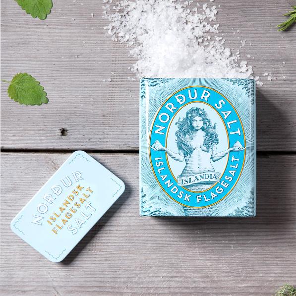 Das wohl schönste Salz auf diesem Planeten. Gibt es sogar in ausgefallenen Geschmacksrichtungen, wie z.B. Rhabarber.