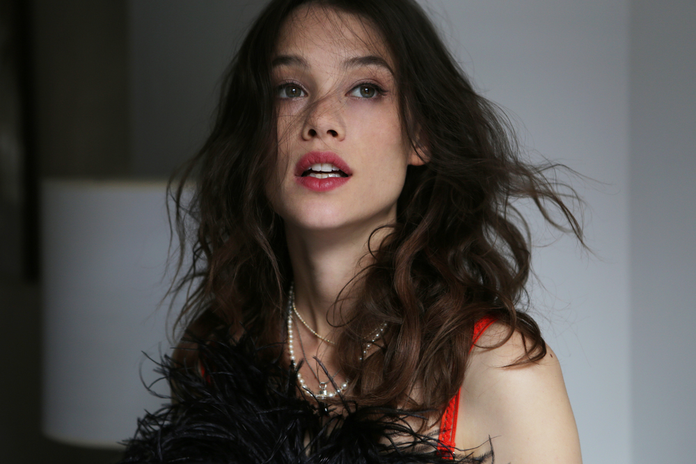 Astrid Berges-Frisbey Nude Photos 50