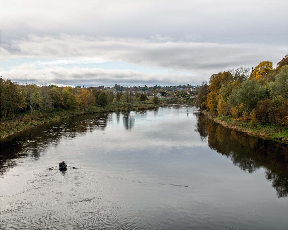 Coldstream Bridge, Coldstream, Borders, Scotland